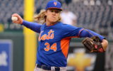Should Syndergaard and deGrom be wearing pinstripes in 2018?