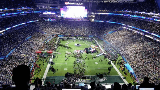 Super Bowl Half-time Show