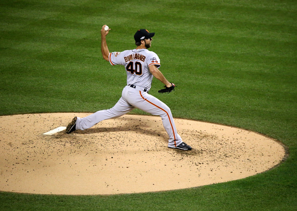 Madison Bumgarner - Wildcard