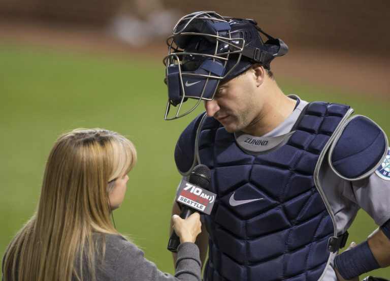 Zunino and Smith set to fill holes for Rays and Mariners