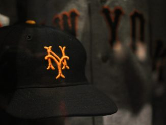 Willie Mays hat