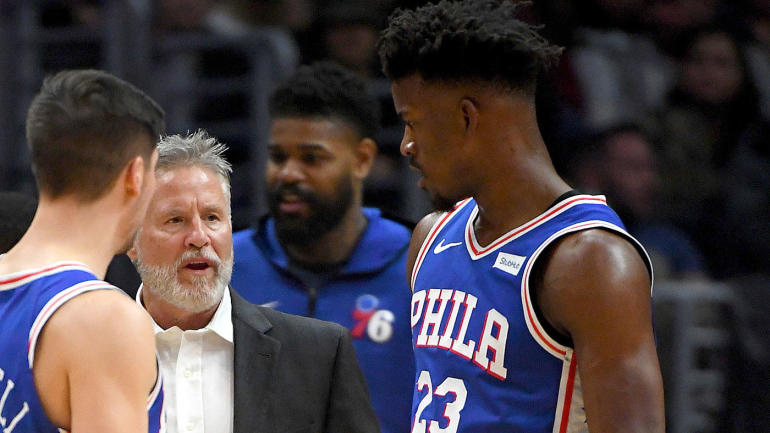 Jimmy Butler Brett brown