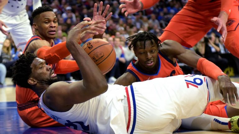 Saturday night drama leaves us wanting a Thunder and Sixers playoff series