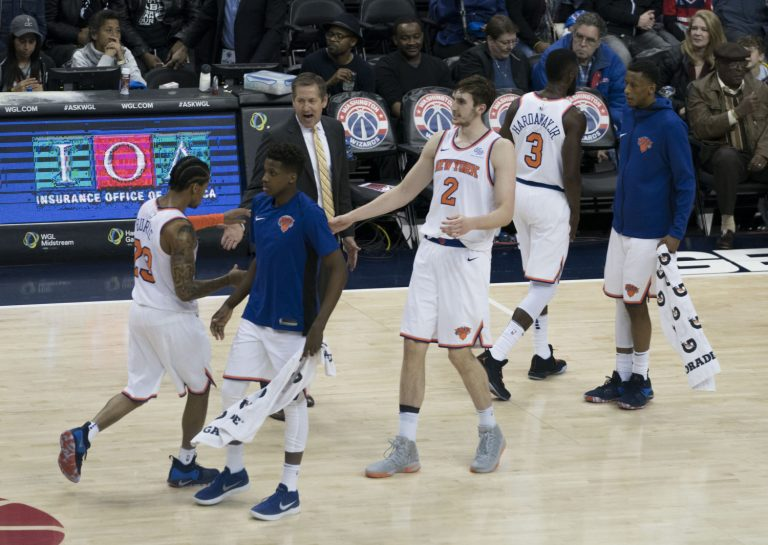 Why there are plenty of reasons to be positive about the New York Knicks
