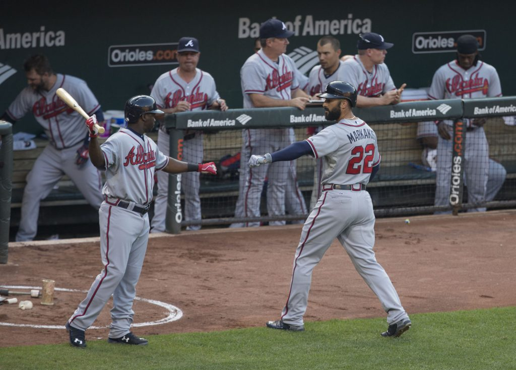 Atlanta Braves played it safe with Markakis rather than creating scary line-up with Harper