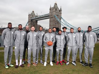 Wizards NBA London