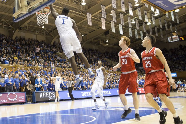 Is Zion Williamson an overrated NBA prospect?