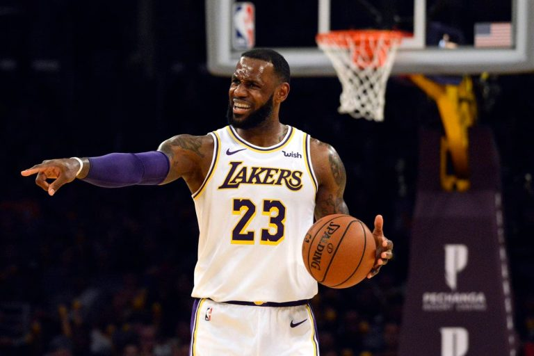 Why are LeBron James' Los Angeles Lakers struggling?