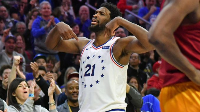 a1c91d1c4b1 Philadelphia 76ers are genuine title challengers this season