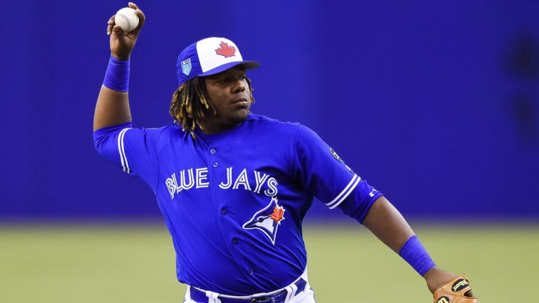 Vladimir Guerrero Jr.'s Blue Jays debut was a special occasion in the MLB season