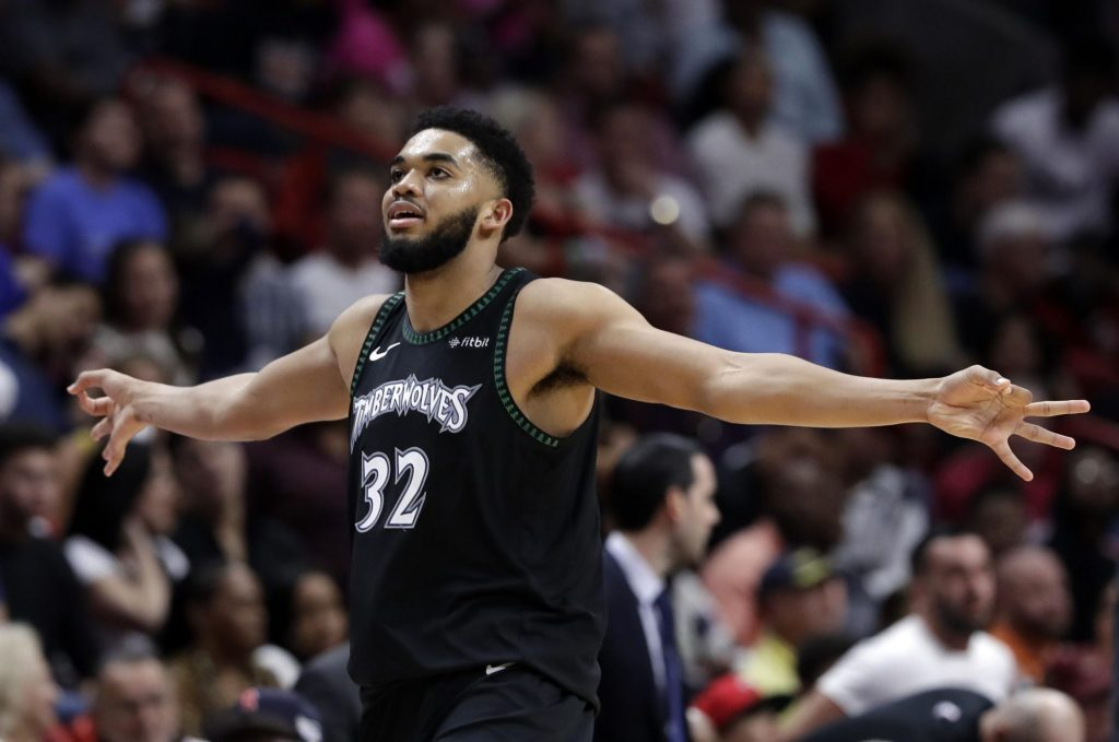 Karl-Anthony Towns vs Rudy Gobert: Who deserves third team All-NBA?