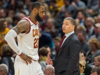 Ty Lue LeBron James