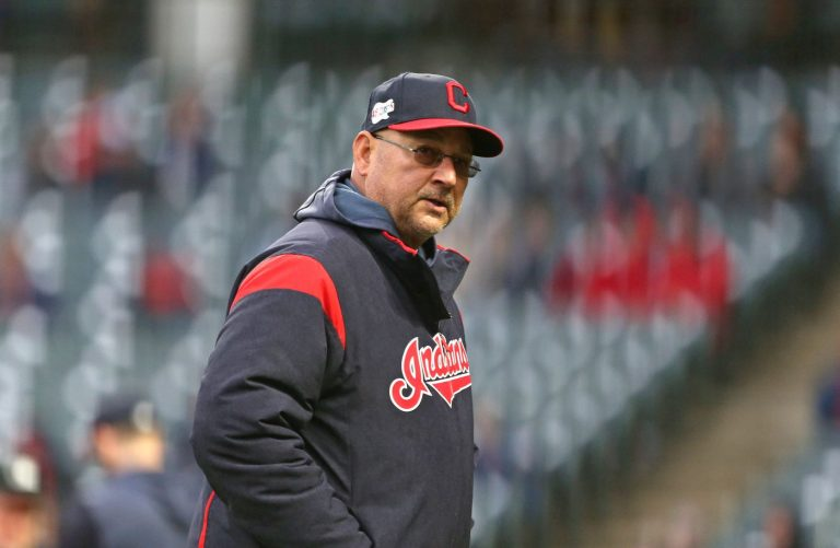 Cleveland Indians are only a couple of bad weeks away from becoming sellers