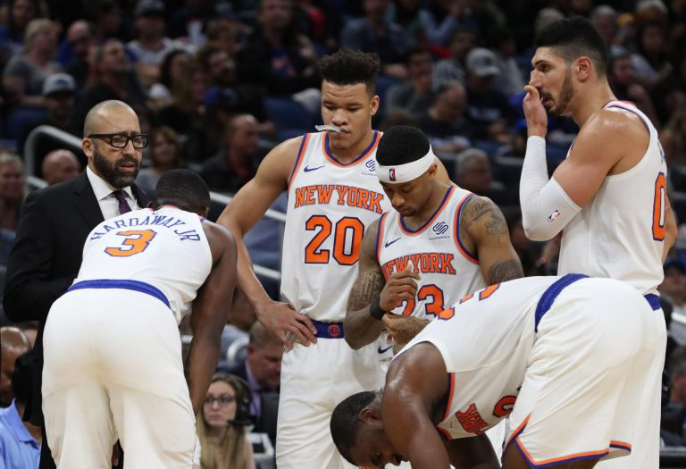 The Knicks must stick to their plan if they are to construct a contender
