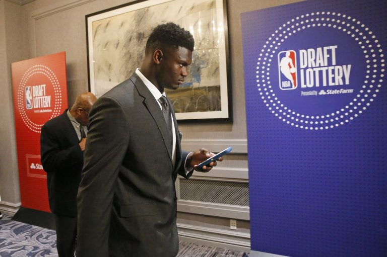 Zion Williamson, Pelicans, Knicks and Lakers: NBA Draft Lottery was a pivotal moment in NBA history