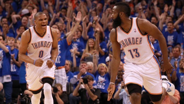 Why Russell Westbrook will thrive alongside James Harden for the Houston Rockets
