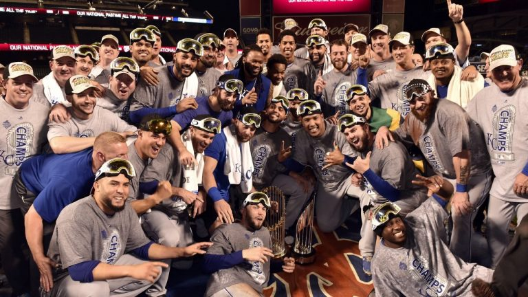 How the Royals won it all: a guide to winning on a budget