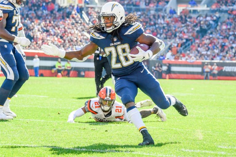 Five teams who should consider a trade for Chargers' Melvin Gordon