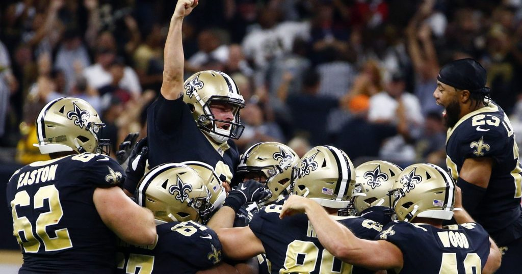 Saints vs 49ers: Crunching the numbers