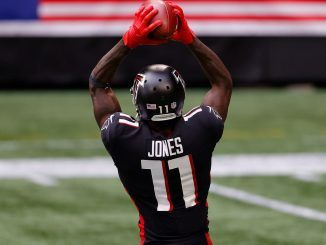 Julio Jones catch