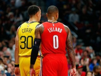 Curry and Lillard