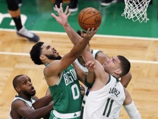 Tatum vs Bucks