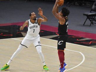 Collin Sexton vs Nets
