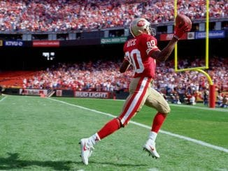 Jerry Rice Super Bowl