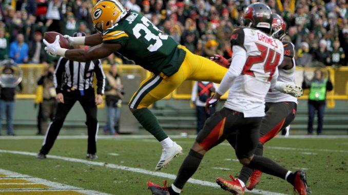 Packers vs Buccaneers
