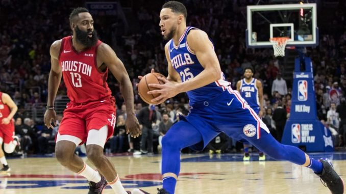 Ben Simmons and James Harden trade rumors
