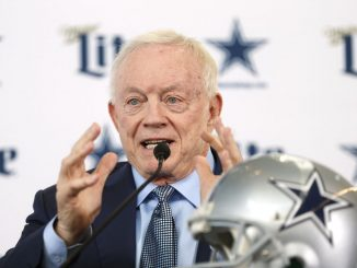 Jerry Jones press conference