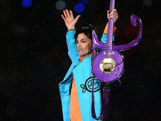 Prince at Super Bowl