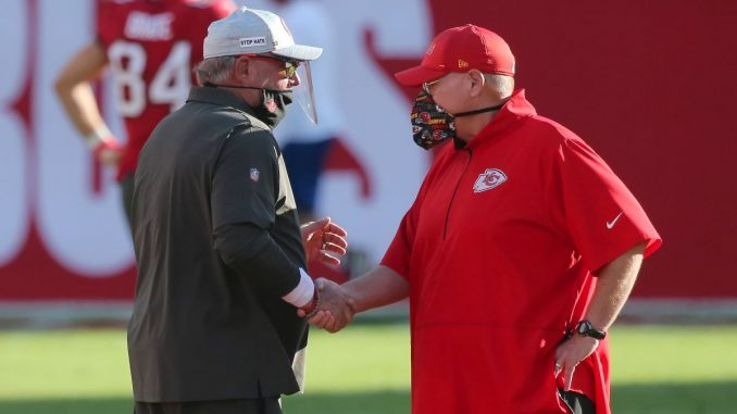 Bruce Arians and Andy Reid