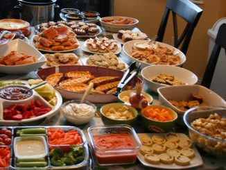 Food for Super Bowl