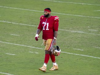 Trent Williams Niners