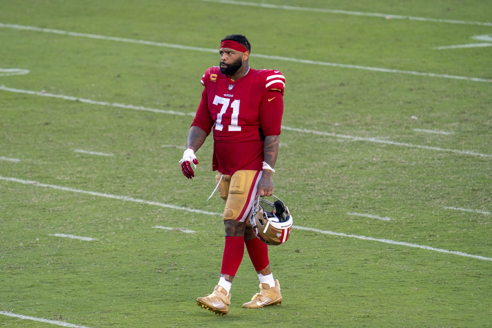 Trent Williams free agency: Three intriguing landing spots for Pro Bowler