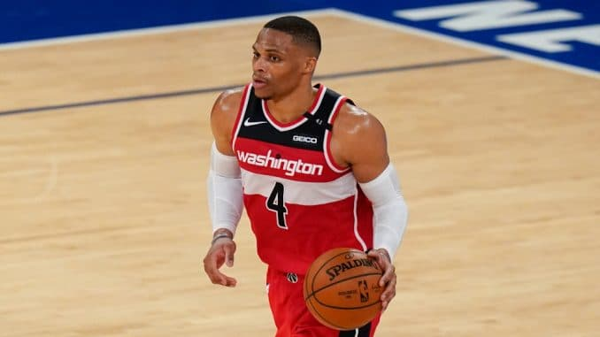 Russell Westbrook 2021
