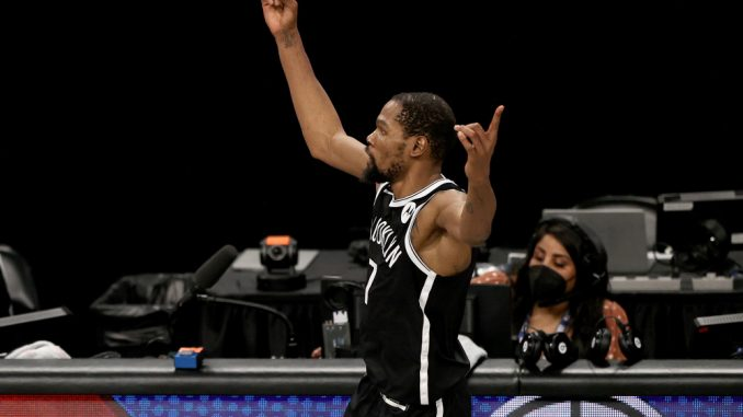 Kevin Durant Game 7