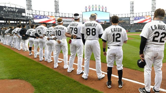 Opening Day White Sox