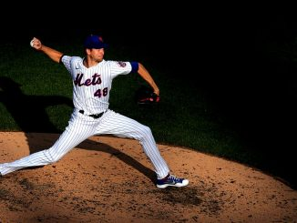 deGrom pitches