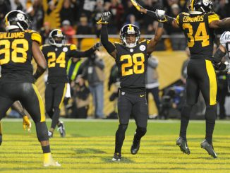 Steelers Color Rush