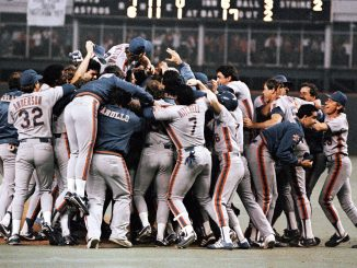 1986 NLCS, Game 6